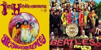 Jimi Hendrix The Beatles
