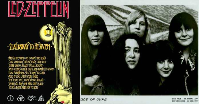 Led Zeppelin - Ace of cups