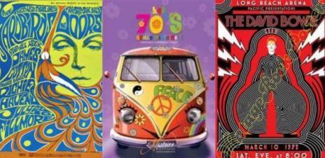 Les 70's