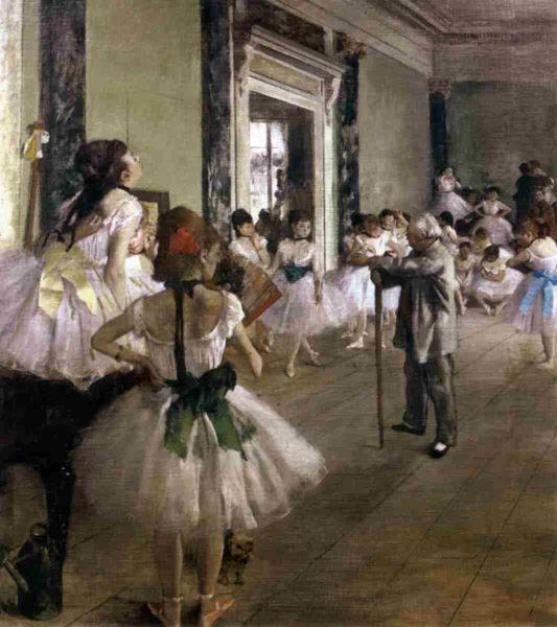 La danse par Edgar Degas