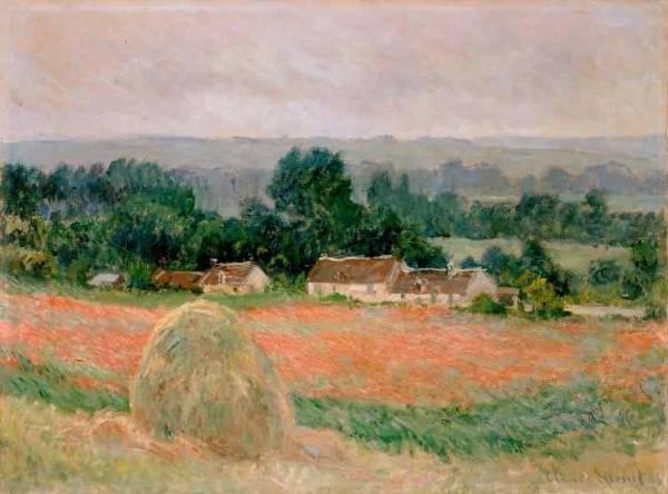 Monet au musée de l'Ermitage