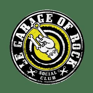 garage of rock