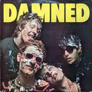 the damned 1er album