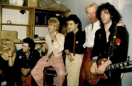 sex pistols the clash sid vivious grande escroquerie du rock'n'roll