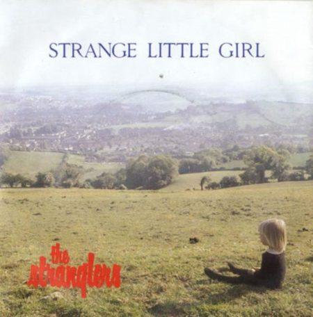 strange little girl