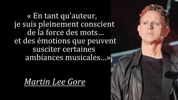 Martin Lee Gore