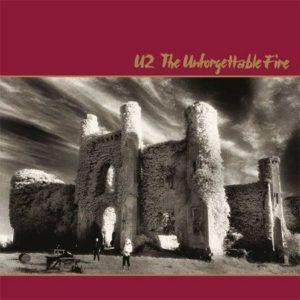 The Unforgettable Fire - U2 - 1984