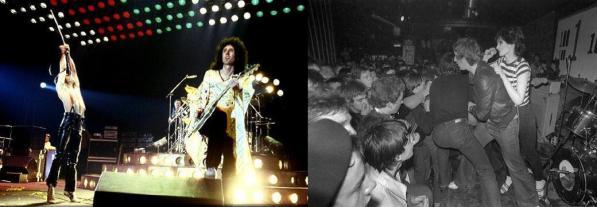 Pop and Rock around 1978