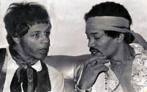 Arthur Lee & Jimi Hendrix