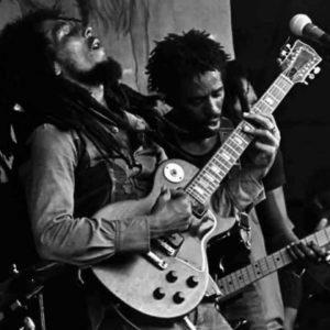 Bob Marley & Junior Marvin