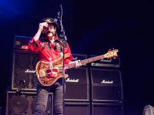 Lemmy Kilmister en concert