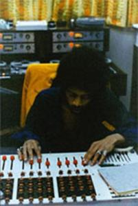 Jimi & Sound Painting