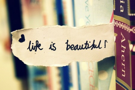 Life Is Beautiful Note