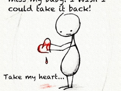 Take My Heart I Don't Want It Anymore