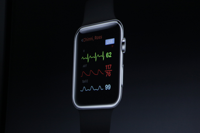 apple watch airstrip app pregnancy monitor
