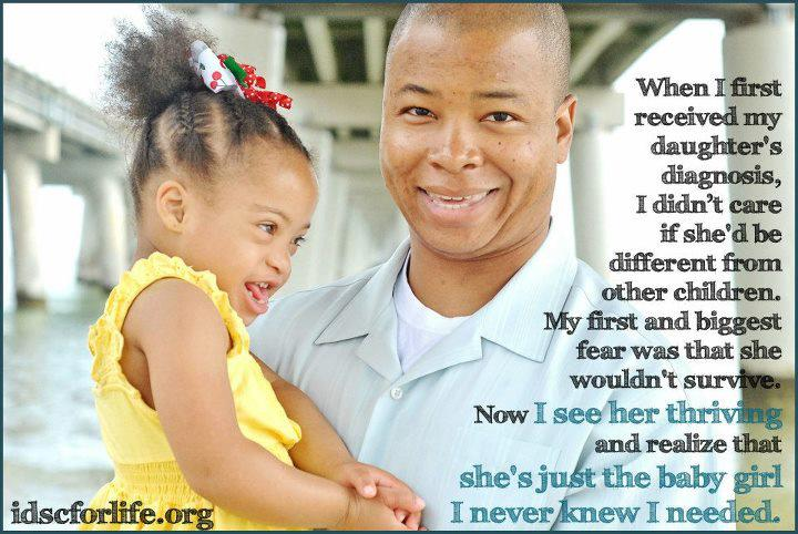 Down Syndrome Father