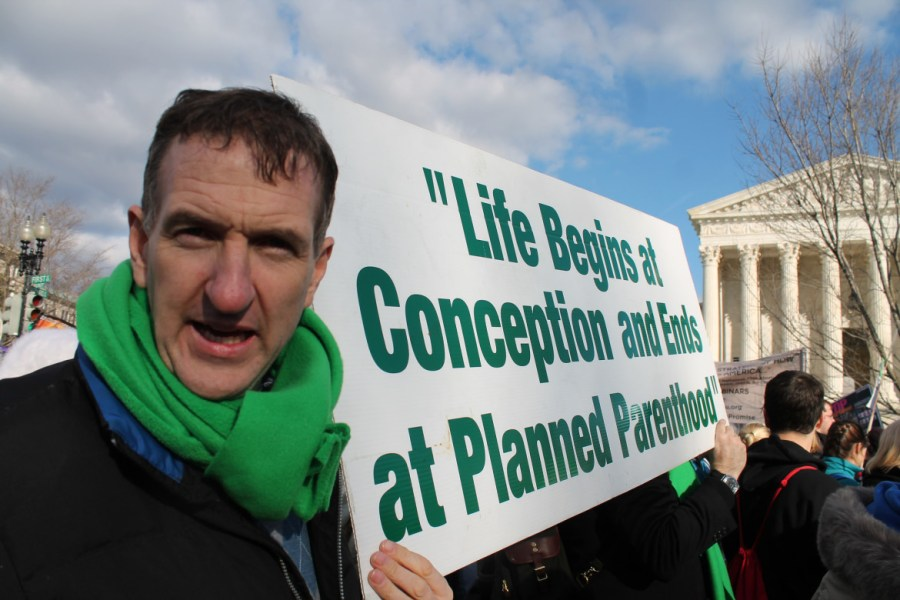 Life at Conception Planned Parenthood