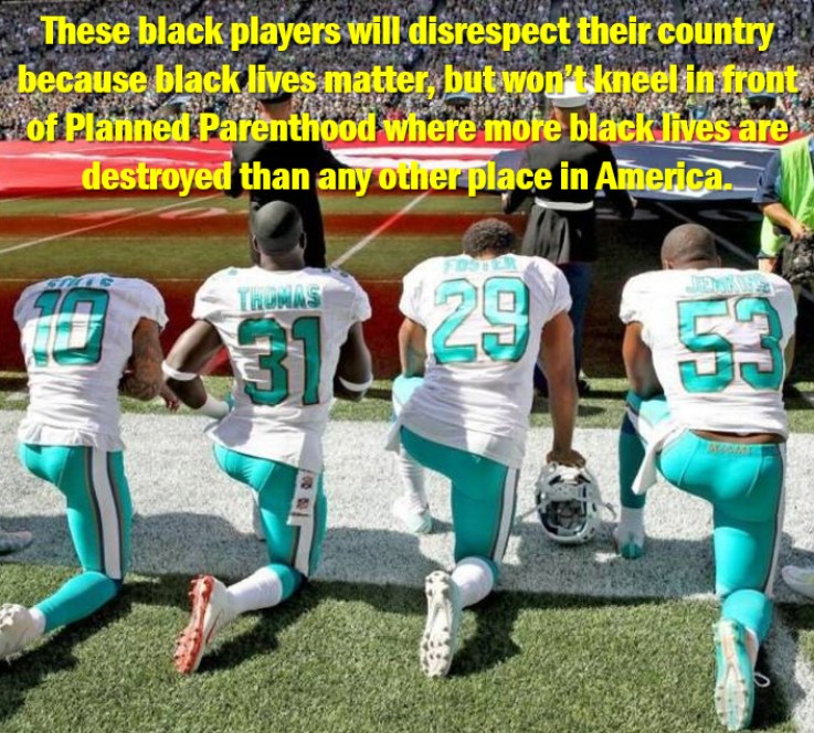 NFL Kneeling National Anthem