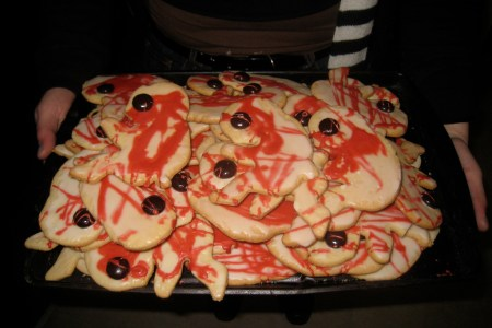 Aborted Baby Cookies