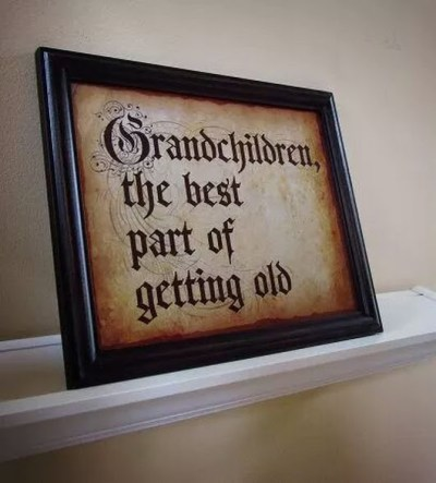 Grandchildren Quote