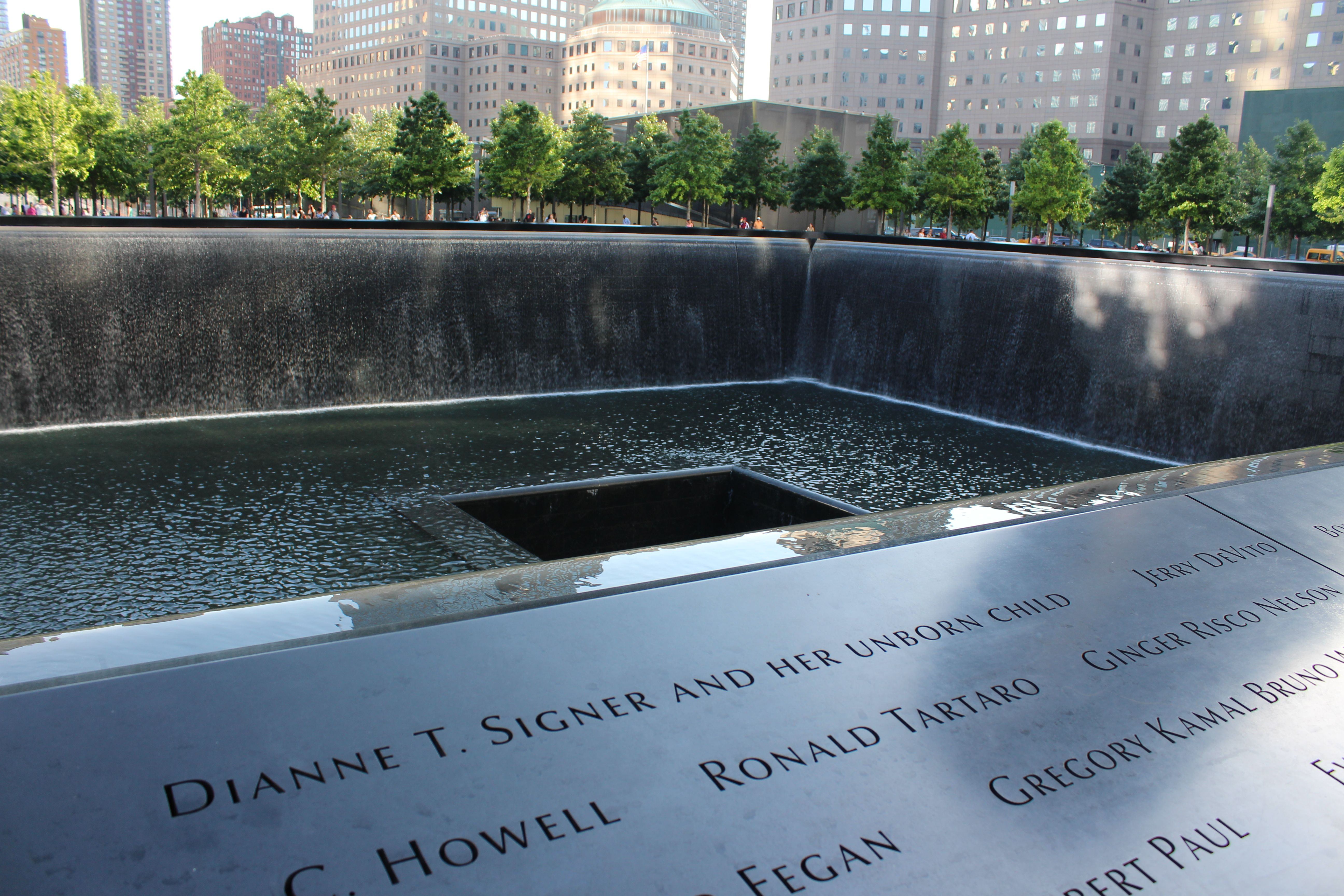 Honoring The Prenatal Children Who Perished On September 11