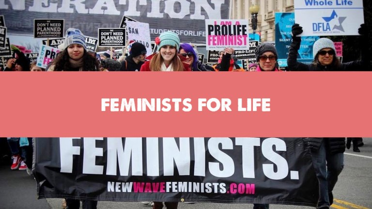 Feminists for Life