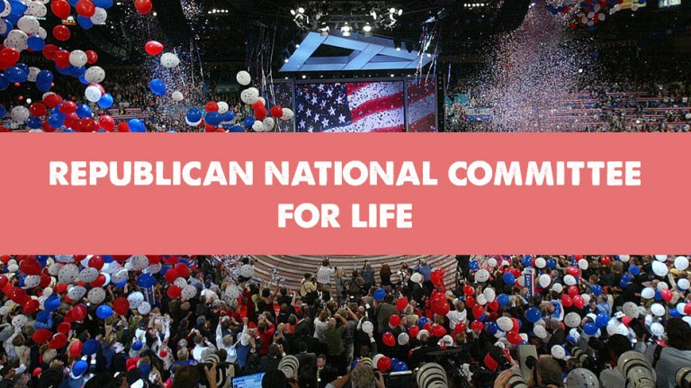 Republican National Committee for Life