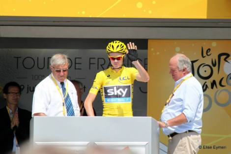 Culture Sport Tour de France Chris Froome