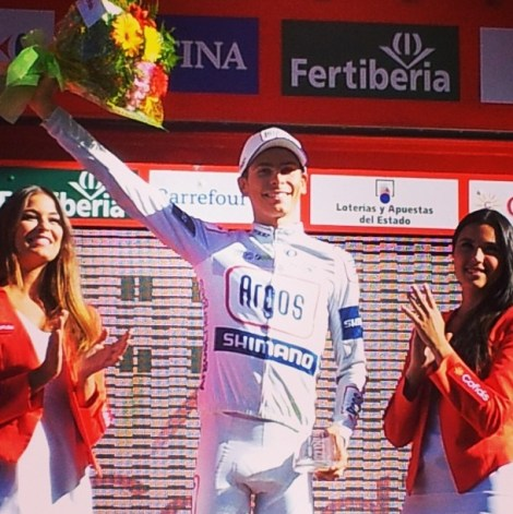 Culture Sport Warren Barguil Vuelta 2013 (2)