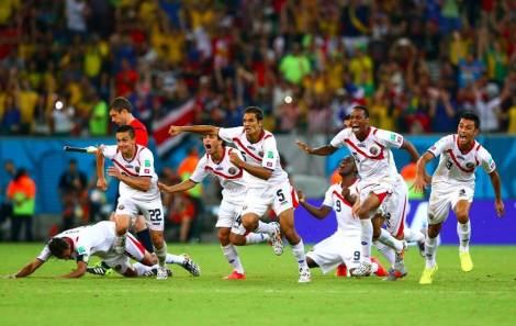 Culture Sport Coupe du Monde Costa Rica
