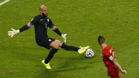 Culture Sport Coupe du Monde Etats-Unis Tim Howard