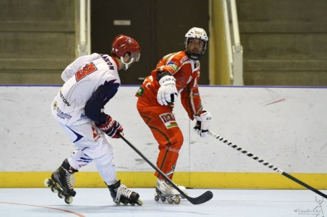 Culture Sport Grenoble Anglet roller hockey
