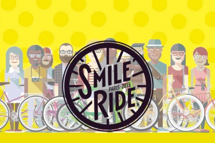 La Smile Ride, pour se mettre en condition avant le Tour