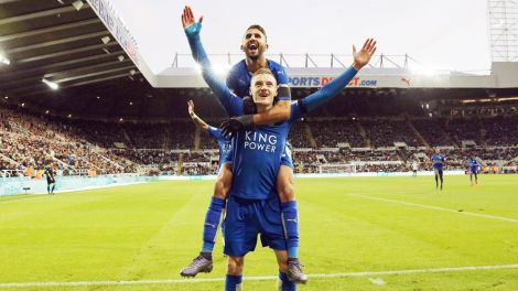 Vardy-and-Mahrez