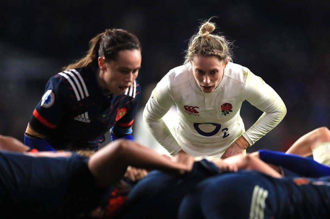 cultureSPORT France Angleterre rugby féminin