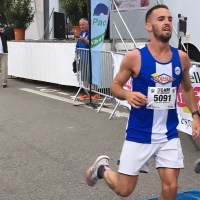 Paroles de runner #1 : Florian Aillerie