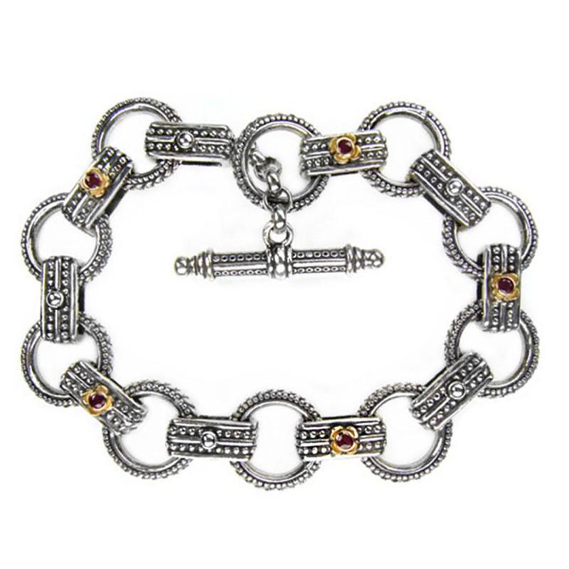 Designer Link Bracelet - Gerochristo 6237