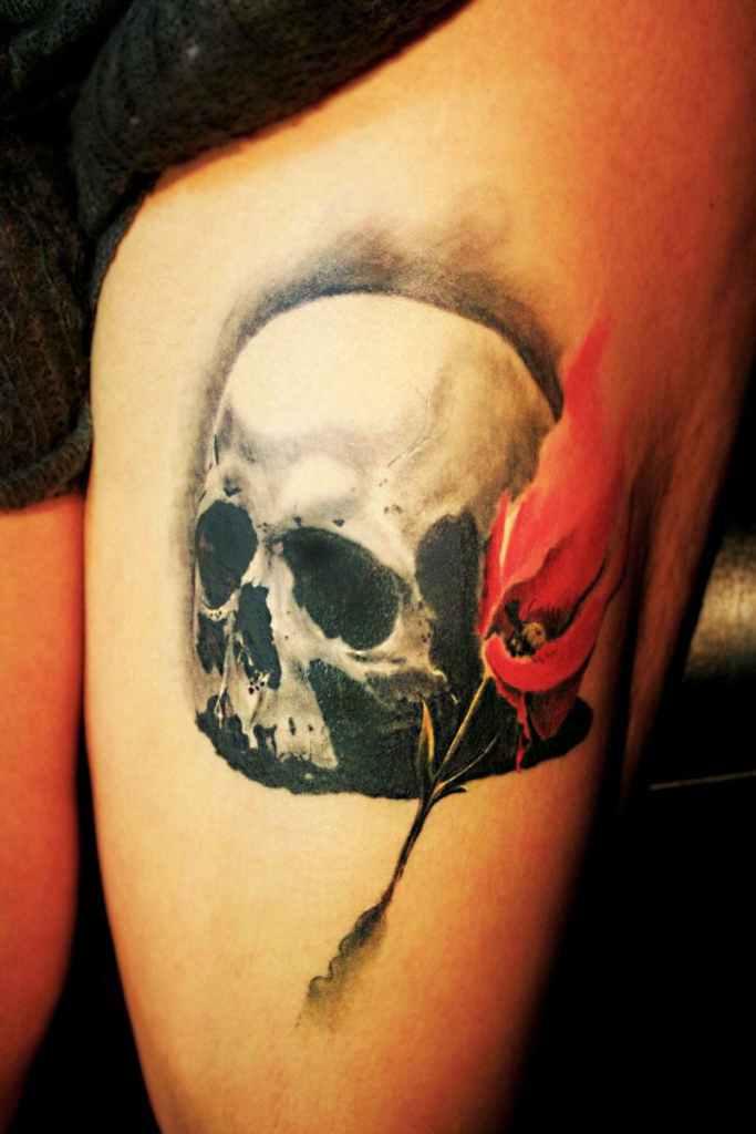 La Mano Zurda Estudio De Tatuaje En Madrid