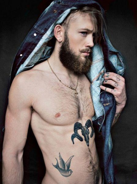 Hombres Tatuados Fotos De Hombres Muy Sexys