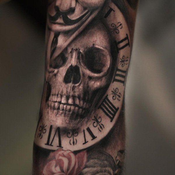 Tatuajes De Calaveras Las Mejores Fotos De La Web