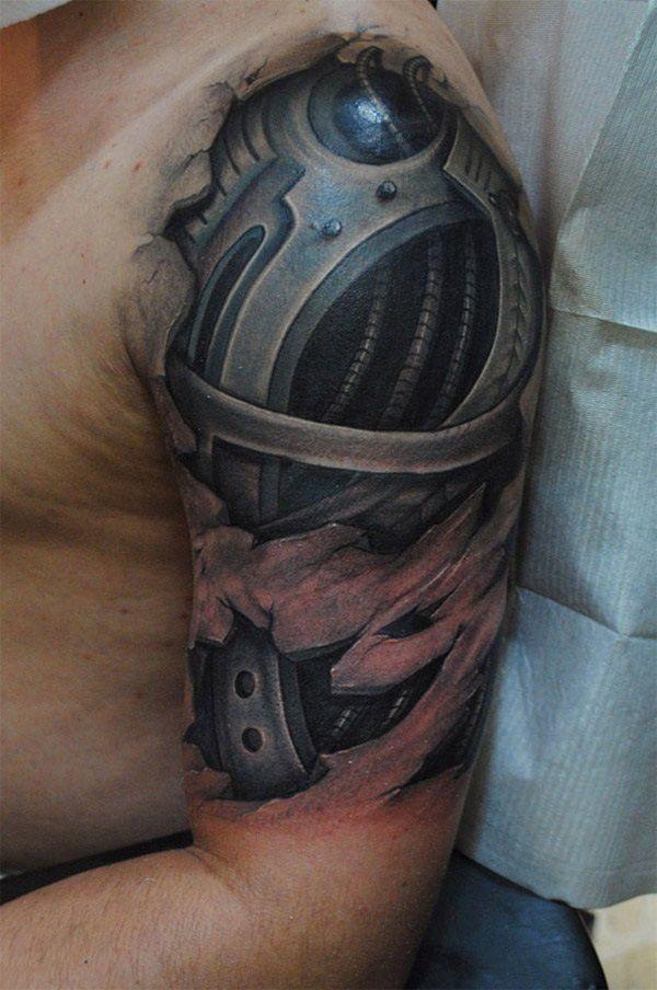 Tatuajes Biomecanicos Las Mejores Fotos De La Web