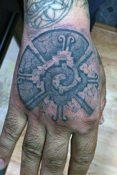 Tatuajes Mayas Descubre Nuestra Selección De Los Mejores Tatuajes