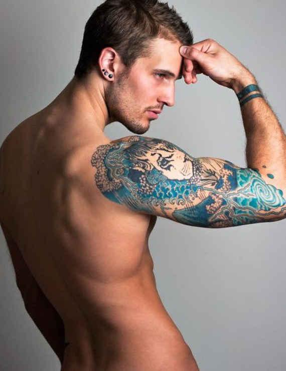 Tatuajes sexis para hombres ltimas tendencias de tattoos