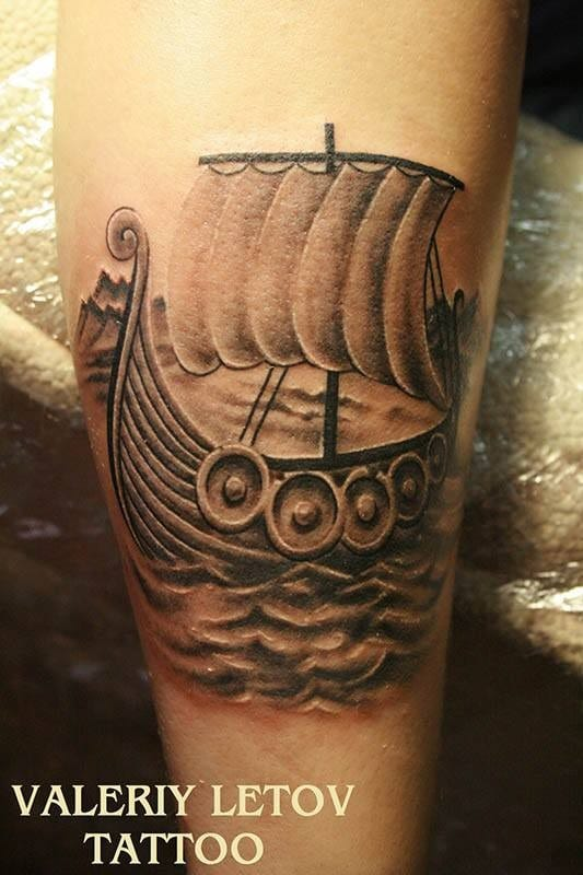 Tatuajes Vikingos Y Su Simbología Descubre Esta Potente Cultura