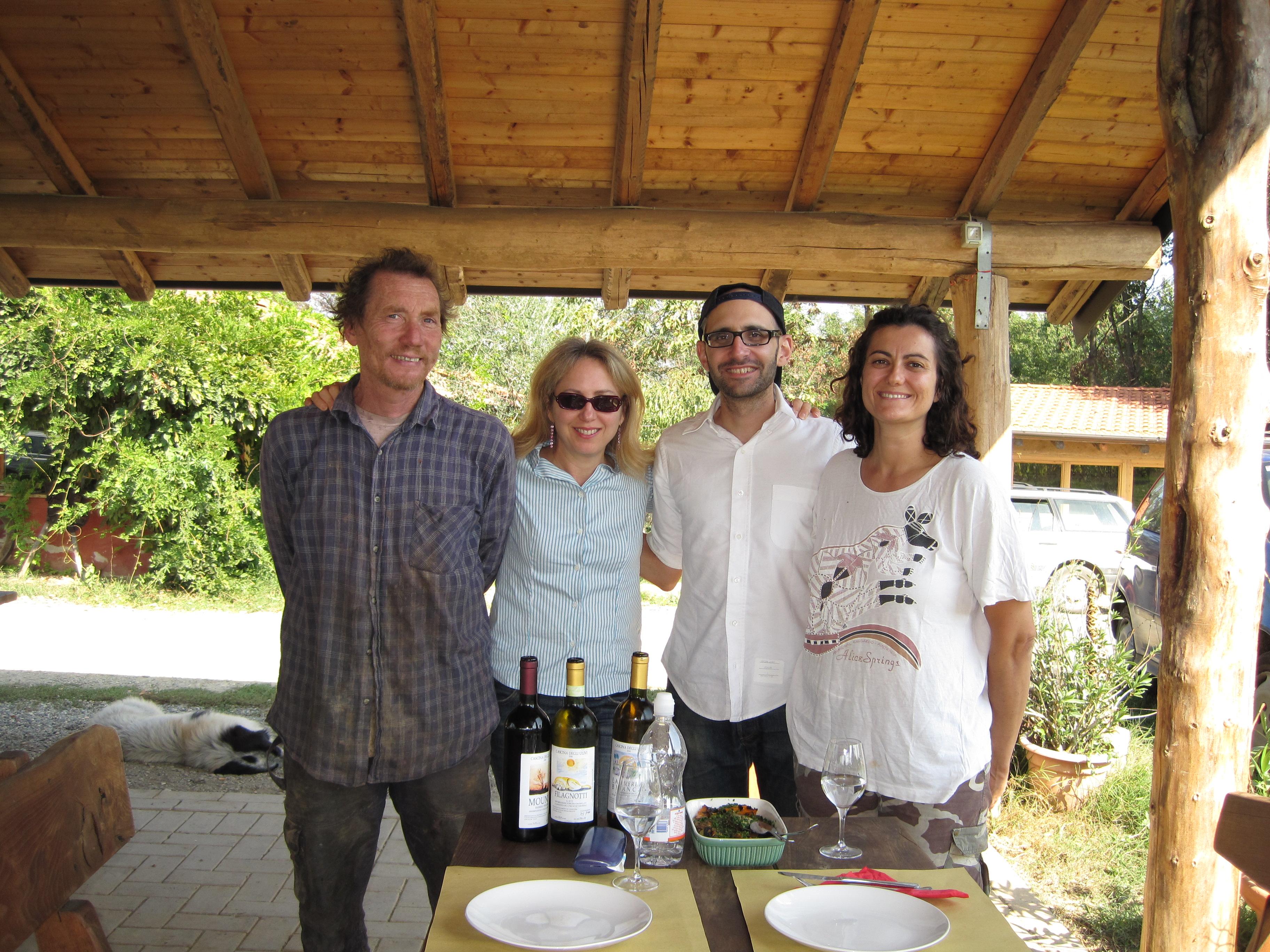 Bellotti is a well-known biodynamic wine maker