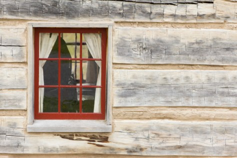 log-cabin-window