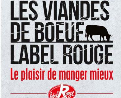 Boeuf Label Rouge : la section Gros Bovins d'Interbev valide le nouveau plan d'actions