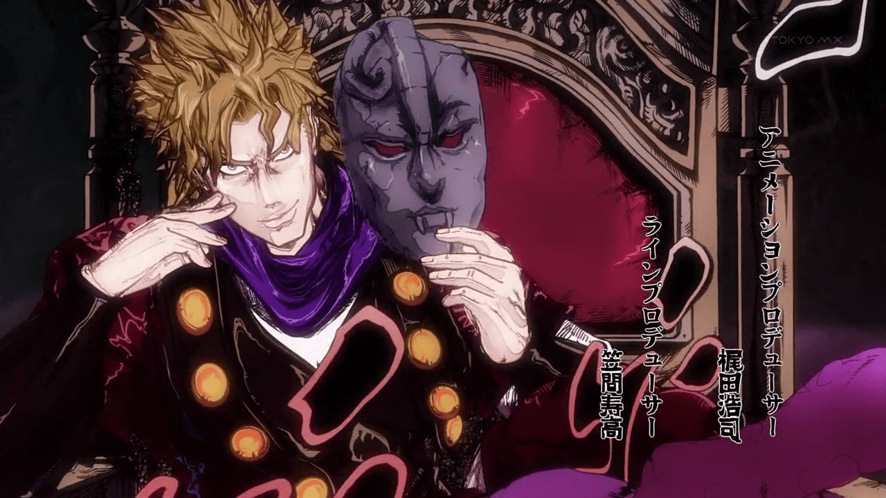 Jojo's Bizarre Adventure : Partie 1 - Phantom Blood