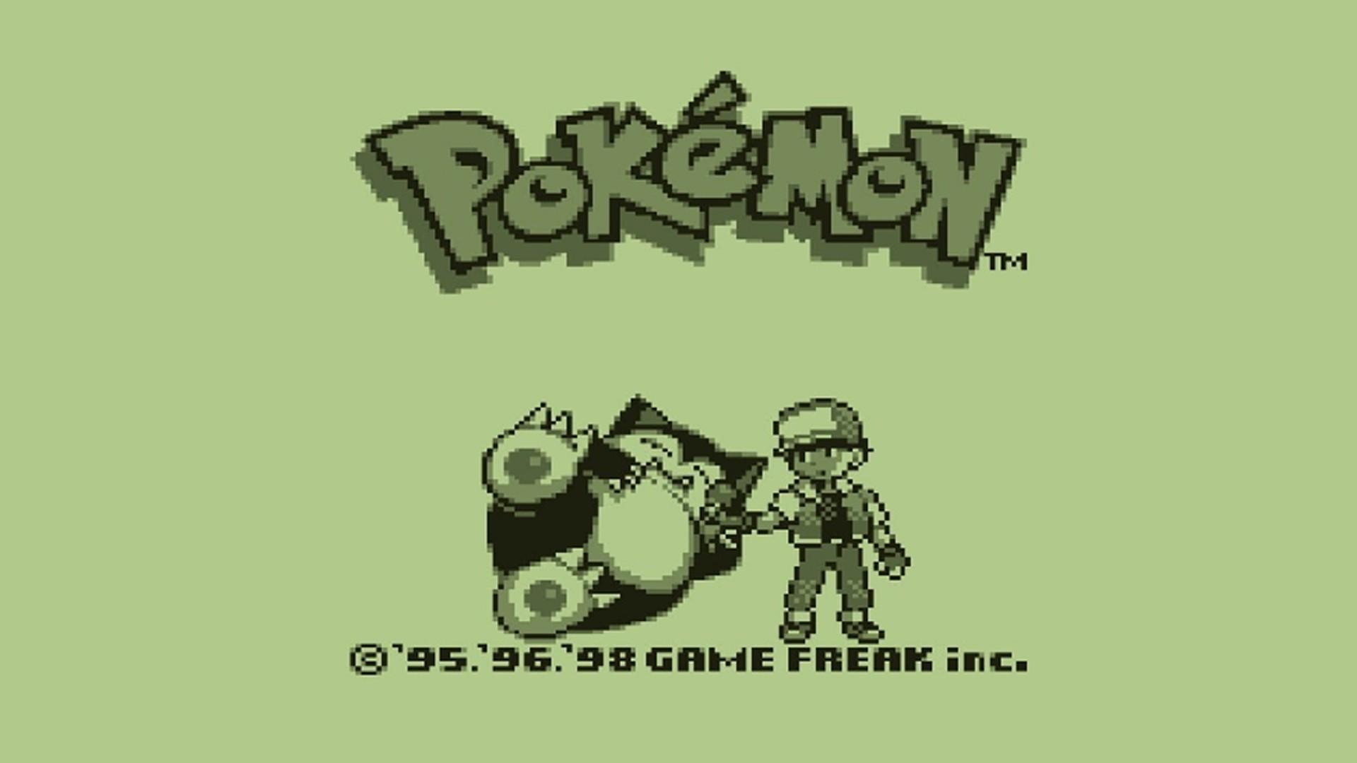 Pokémon Gen 1 / Génération 1