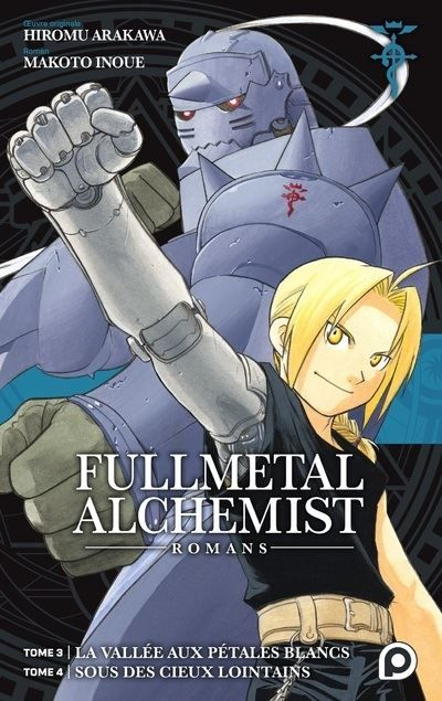 Fullmetal Alchemist : Light Novel 2